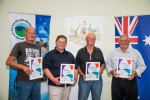 Residents and guest attended Brighton Council's Australian Day award presentations and citizenship ceremony