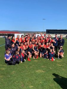 Brighton Football Club Women grand final