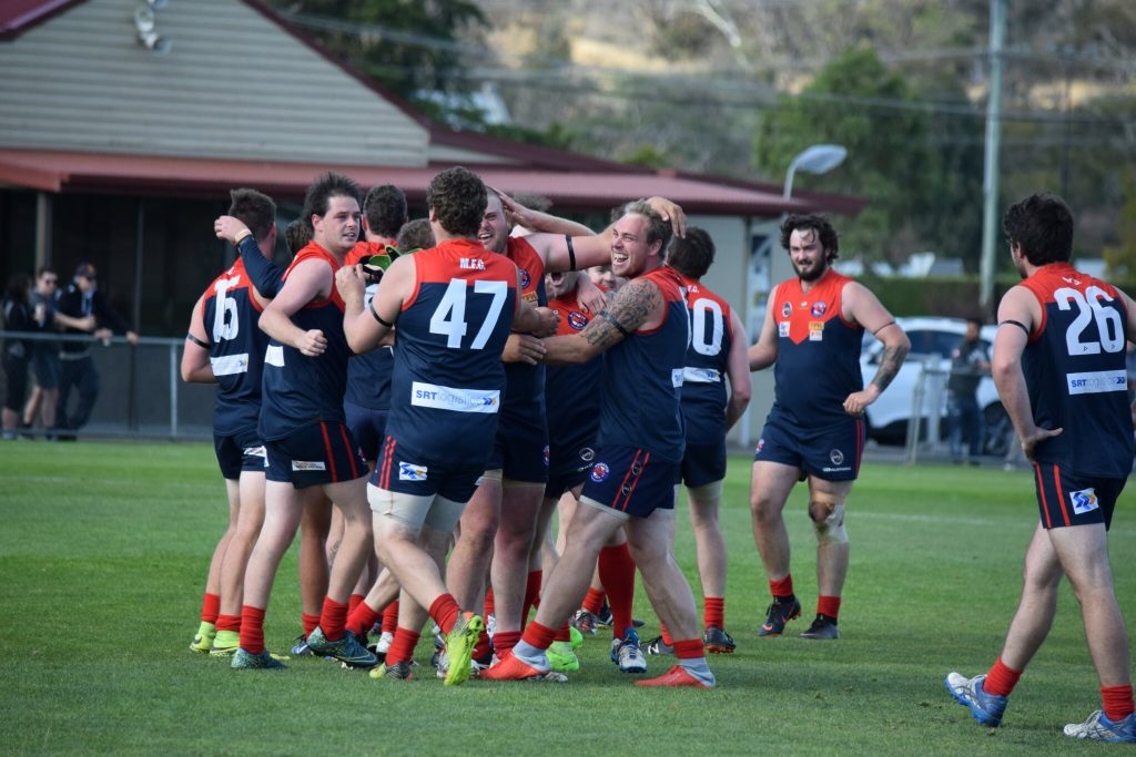 The Brighton Football Club is aiming to build on its membership base fielding five teams in the 2020 competition.