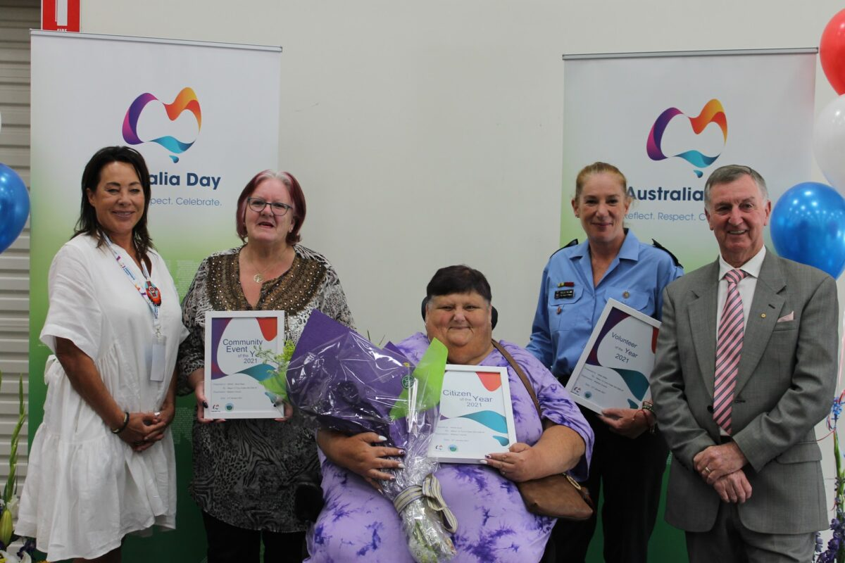 Brighton's hard-working volunteers recognised for Australia Day