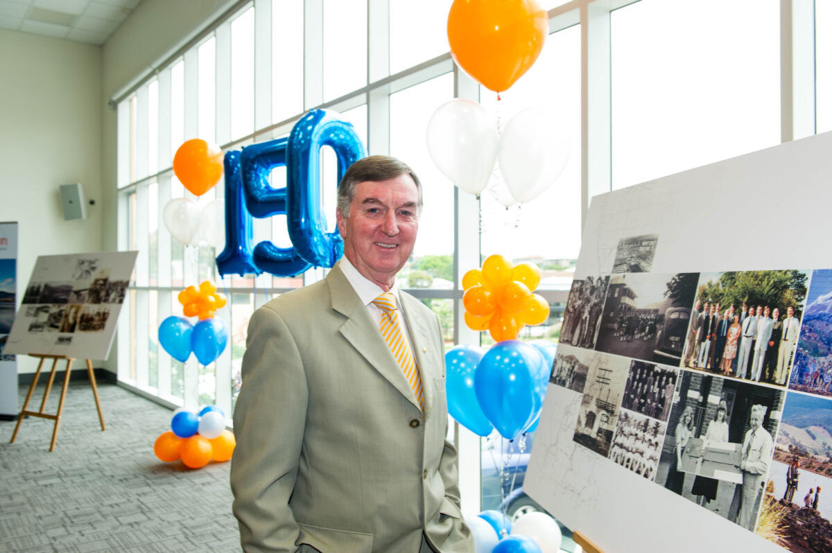 Brighton Mayor Tony Foster retires after 34 years service to community