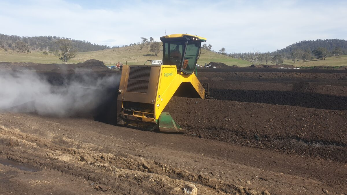 Local firm steers waste revolution