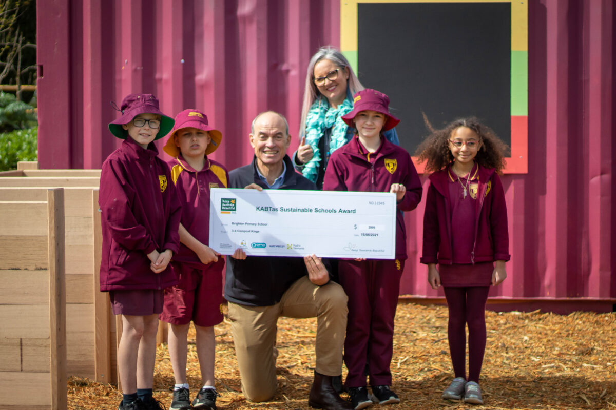 Sustainability support for schools